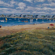 Summer at Jetties Beach - Nantucket